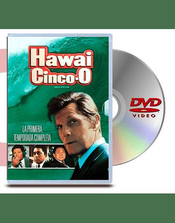 DVD Hawai 5 - 0: Temporada 1
