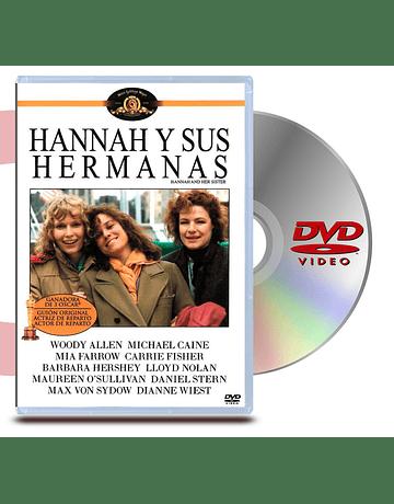 DVD Hanna y Sus Hermanas