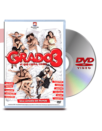 DVD Grado 3