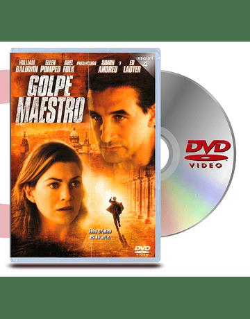 DVD Golpe Maestro