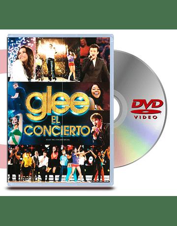 DVD Glee El Concierto