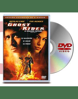 DVD Ghost Rider, El Vengador Fantasmal (2 Discos)