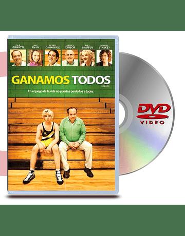 DVD Ganamos Todos