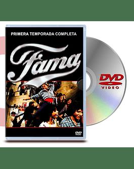 DVD Fama Temporada 1