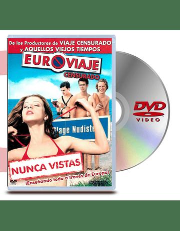 DVD Euroviaje Censurado