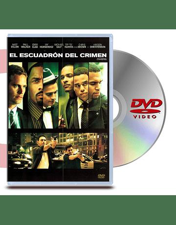 DVD El Escuadrón del Crímen