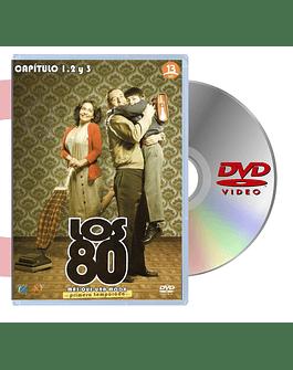 DVD Pack Los 80: Temporada 1