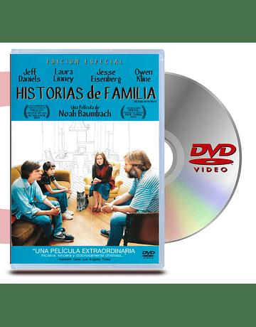 DVD Historias de Famlia