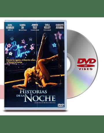 DVD Historias de la Noche