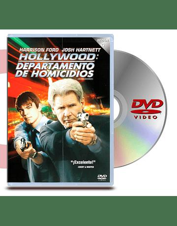 DVD Hollywood Departamento de Homicidios