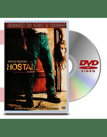 DVD Hostal (Edición de lujo 2 Discos)