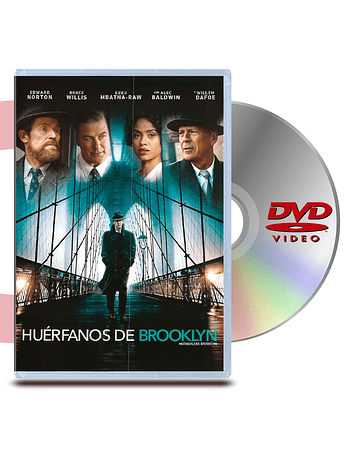 DVD Huerfanos de Brooklyn