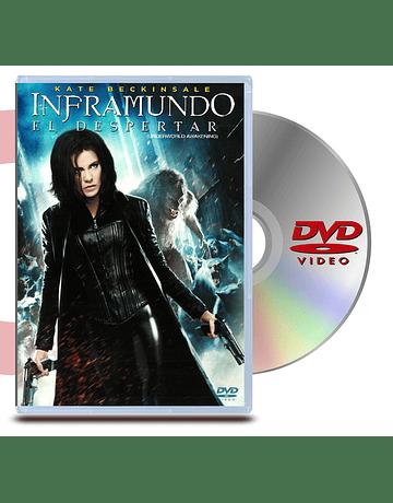 DVD Inframundo: El Despertar