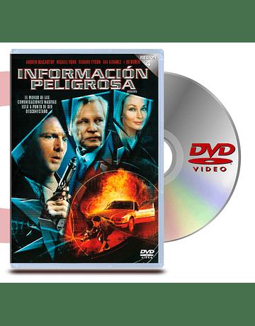 DVD Información Peligrosa - Crusader