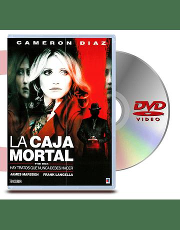 DVD La Caja Mortal