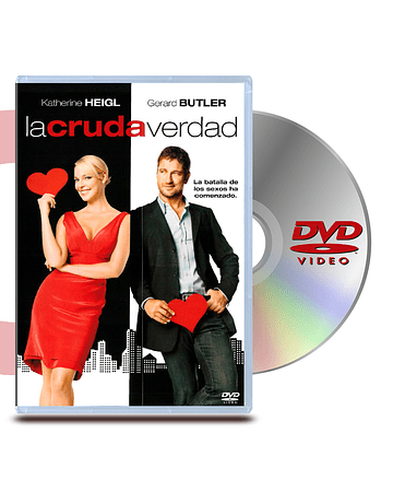 DVD La Cruda Verdad