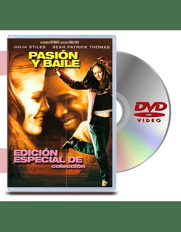 DVD Pasion y baile: Edición Epecial