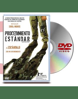 DVD Procedimiento Estadar