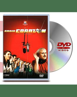 DVD Radio Corazón