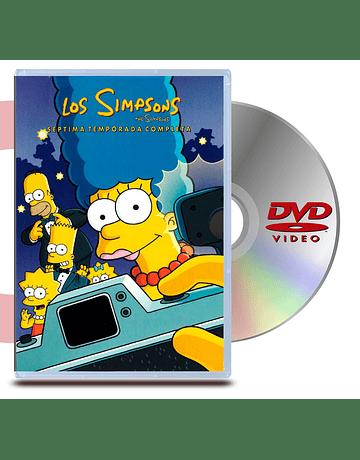 DVD Los simpsons  Temporada 7