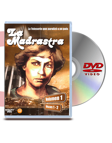 DVD La Madrastra Vol 1