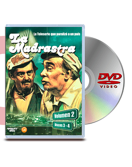 DVD La Madrastra Vol 2