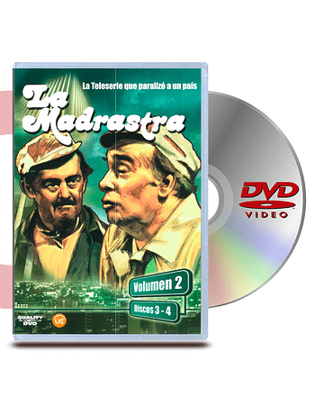 DVD La Madrastra Vol 2