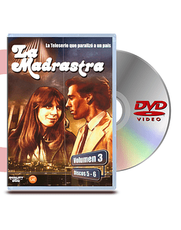 DVD La Madrastra Vol 3