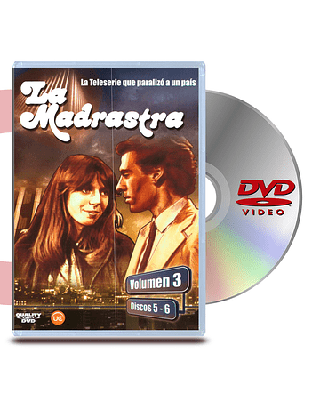 DVD La Madrastra Vol 3