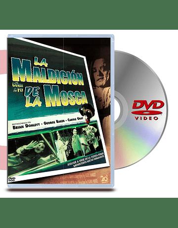DVD La Maldición De La Mosca