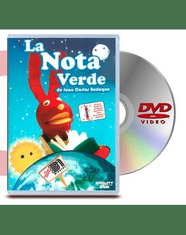 DVD La Nota Verde De Juan Carlos Bodoque