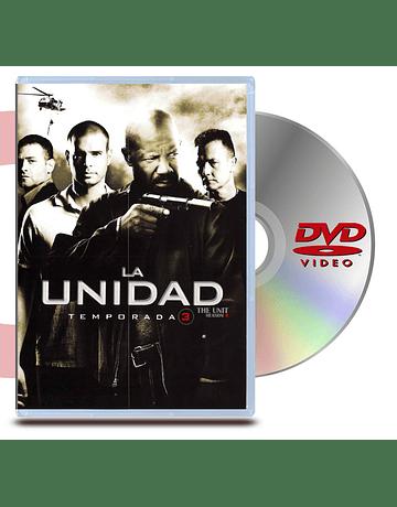 DVD La Unidad Temporada 3