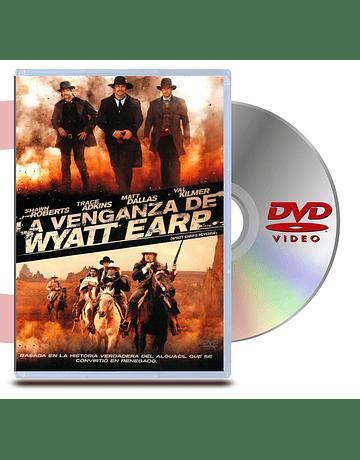 DVD La Venganza de Wyatt Earp