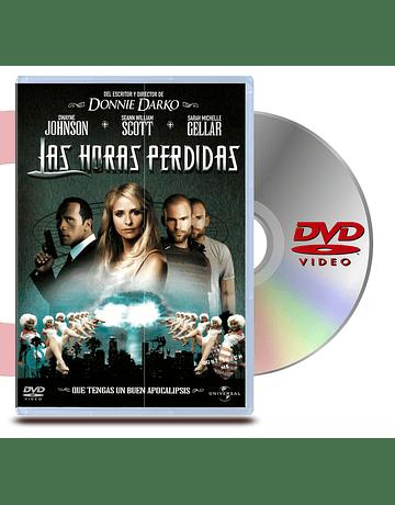 DVD Las Horas Perdidas Southland Tales