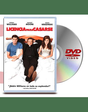 DVD Licencia Para Casarse