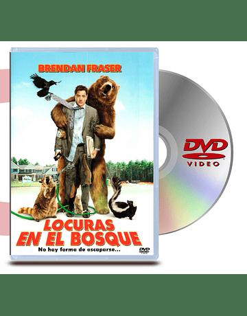 DVD Locuras En El Bosque