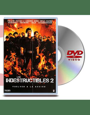 DVD Los Indetructibles 2