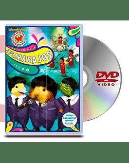 DVD Mascotas Maravillas: Salven a los Escarabajos