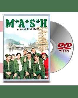 DVD Mash Temporada 3