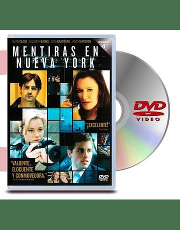 DVD Mentiras en Nueva York