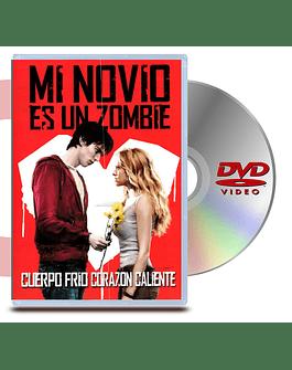 DVD Mi Novio es un Zombie