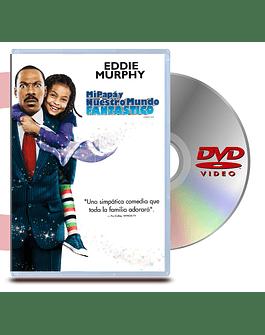 DVD Mi Papa y Nuestro Mundo Fastastico
