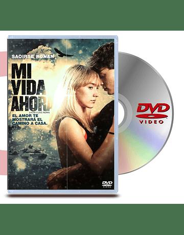 DVD Mi Vida Ahora