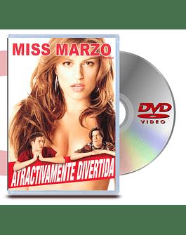 DVD Miss Marzo Atractivamente Divertida