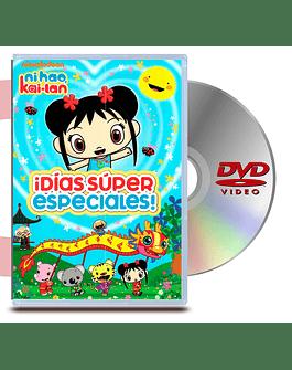 DVD Ni Hao Kai-Lan: Dias Super Especiales