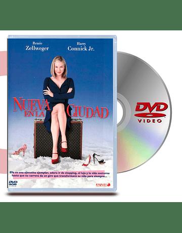 DVD Nueva En La Ciudad