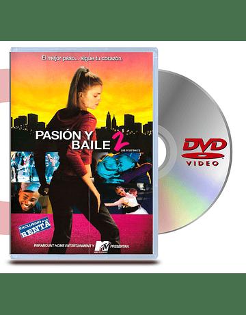 DVD Pasion y Baile 2