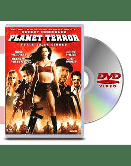 DVD Planet Terror