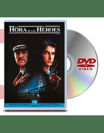 DVD La Hora De Los Heroes Presidio