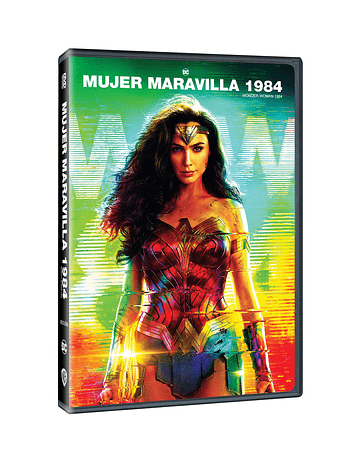 DVD LA MUJER MARAVILLA 84